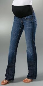 Image of Citizens of Humanity Kelly Bootcut Maternity Jeans - In Store Only