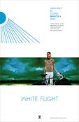 Image of White Flight S/T Poster