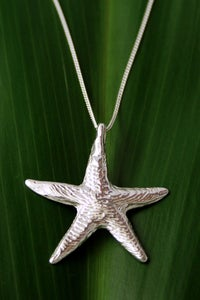 Image of Starfish Necklace 3D
