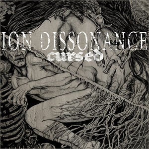 Image of ION DISSONANCE - 'Cursed' CD Digipak
