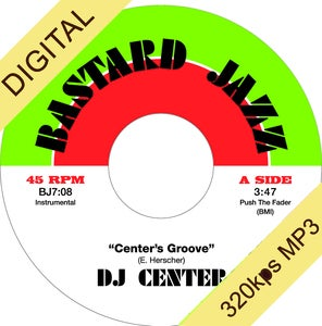 Image of DJ Center - Center's Groove (Captain Planet Remix) - Digital
