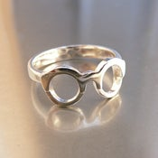 Image of Harry Potter Glasses Ring