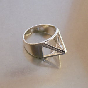 Image of Pyramid Ring
