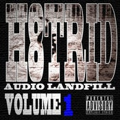 Image of H8TRiD - Audio Landfill Vol. 1 CD