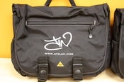 Image of Jin - Messenger Bag (Black Embroidery)*