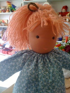 Image of Custom Order Simple Formed Doll