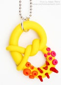 Image of Yellow Monchster Pretzel