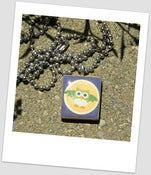 Image of Hoot Owl Scrabble Tile Pendant