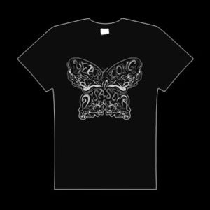 Image of [ovr-t003] Year Long Disaster - Butterfly T-Shirt