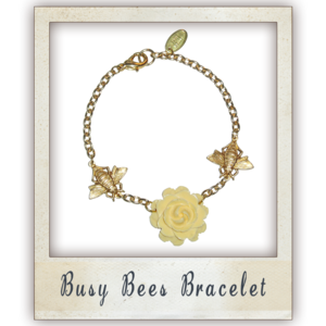 Image of Busy Bees Bracelet
