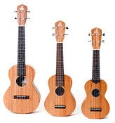 Image of Loprinzi Model A Mahogany Concert
