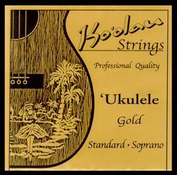 Image of Ko'olau Gold Ukulele Strings
