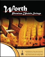 Image of Worth Premium Ukulele Strings