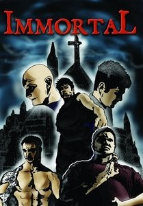 Image of Immortal DVD