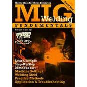 Image of MIG Welding Fundamentals with David Bird DVD