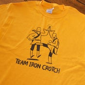 Image of Team Iron Crotch Shirt