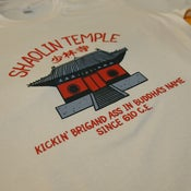 Image of Shaolin Temple Shirt