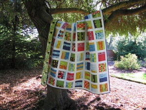 Image of MIXTAPE QUILTS II pdf quilt pattern