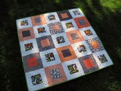 Image of MORE SIMPLE MODERN BABY QUILTS pdf quilt pattern