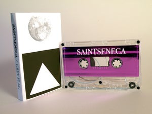 Image of Saintseneca - Grey Flag Cassette Tape