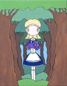 "Image of Alice-  ""Malice in Wonderland Series"""