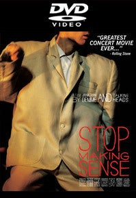 Image of Talking Heads - Stop Making Sense 25th Anniversary (DVD)