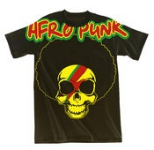 Image of Afro-Punk Brains T-shirt - Black