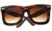 Image of STATUS THICK WAYFARER SUNGLASSES