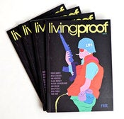 Image of Living Proof Magazine Issue #5