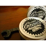 Image of TWO TINS OF POMADE