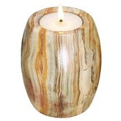 Image of Onyx Reversible Candleholder