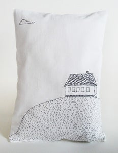 Image of &quot;House&quot; Pillow