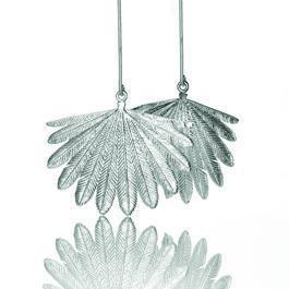 boh runga usa store — Fantail Earrings