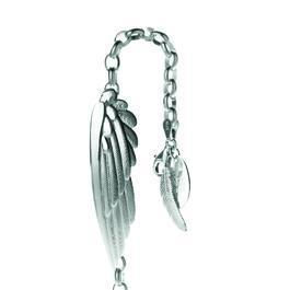boh runga usa store — Karearea Wing Bracelet :  sterling silver jewellery gold silver