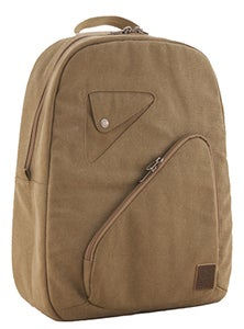 Image of Vinchee Laptop Pack- Tan