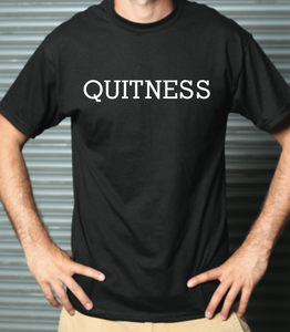 Image of QUITNESS T Shirt - Mens