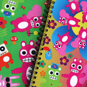 Image of Weather sKwirl™ Eco-Friendly Journal