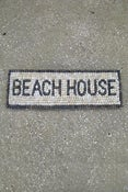 Image of Beach House Sign