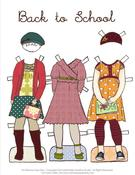 Image of Girl's Fall Line - Print It Yourself