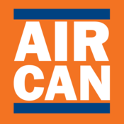 Image of AIR CANADA (RUN DMC Logo) #CUSE