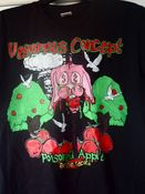 Image of Venomous Concept Poisoned Apple T shirt Small