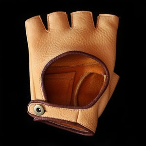 Image of 1880's Fingerless Pitcher's Glove