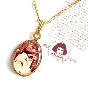 Image of Alice Pleasance Liddell Necklace - Last One!