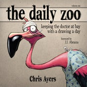 Image of The Daily Zoo - Vol. 1 Paperback