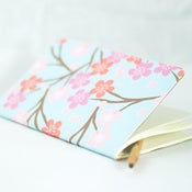 Image of Blossom Fabric Notebook