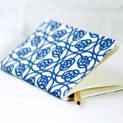 Image of Love Knots Fabric Notebook