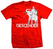 "Image of Descender Red ""Elephant Army"" T-Shirt"