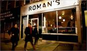 Image of Gift Certificate to Roman's ($100 value)