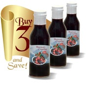 Image of HOT Razzmatazz Jammin' Sauce - Buy 3 and Save!