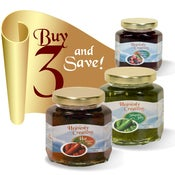 Image of Gourmet Jalapeno Pepper Jelly - 3 pack!